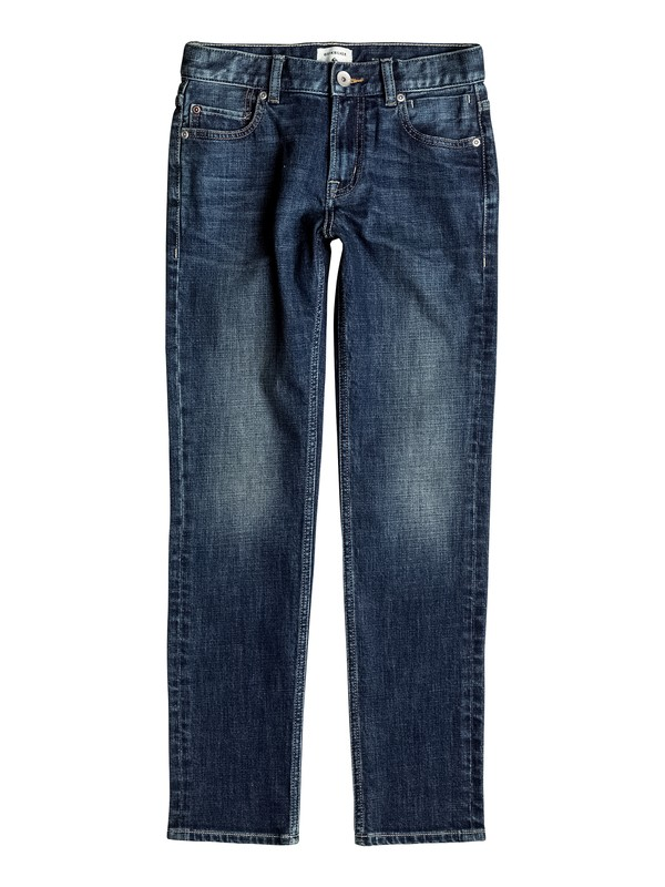 0 Distorsion Neo Dust - Jean coupe slim  EQBDP03130 Quiksilver