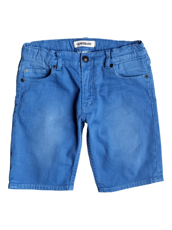 0 Distorsion Colors - Shorts de denim  EQBDS03025 Quiksilver