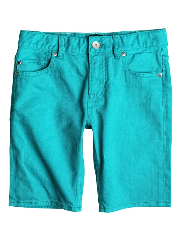 0 Distorsion Colors - Denim-Shorts  EQBDS03047 Quiksilver