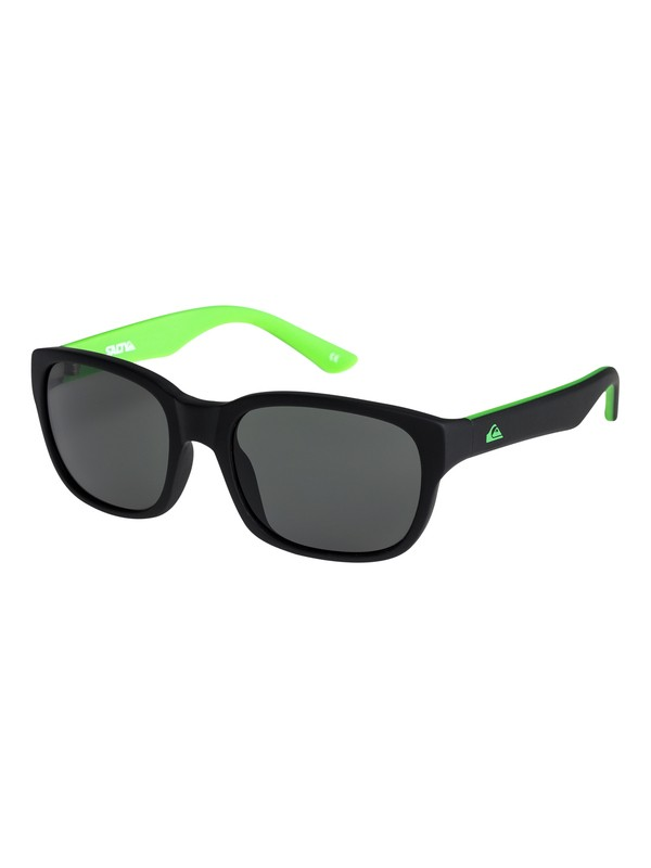 0 Salty - Sunglasses Black EQBEY03000 Quiksilver
