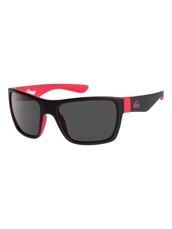 0 Captain - Gafas de Sol para Chicos 8-16  EQBEY03003 Quiksilver
