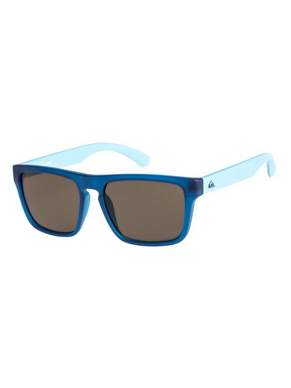 0 Small Fry - Gafas de sol para Chicos 8-16 Azul EQBEY03006 Quiksilver