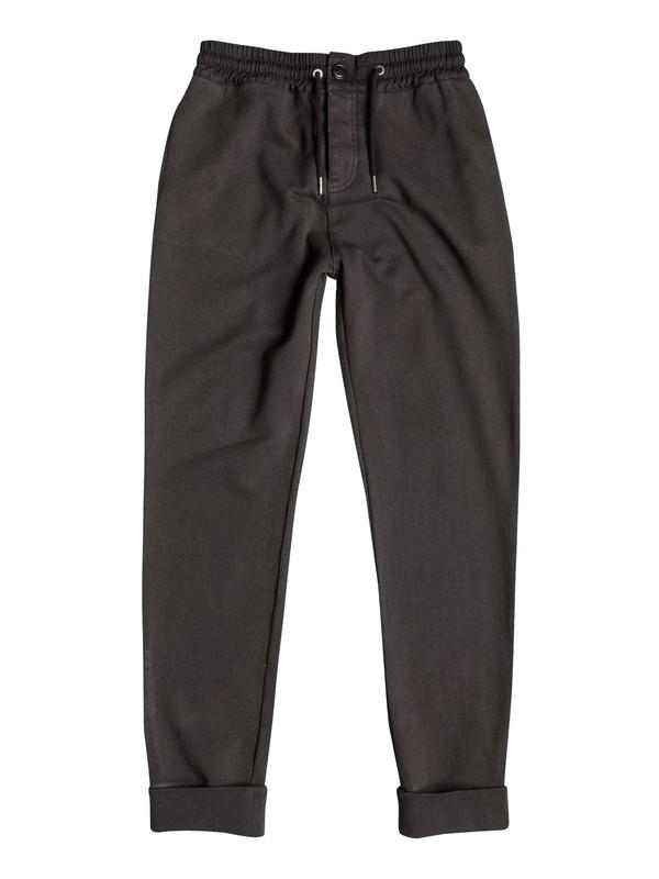 0 Wild Jungle - Pantalones de jogging  EQBFB03014 Quiksilver