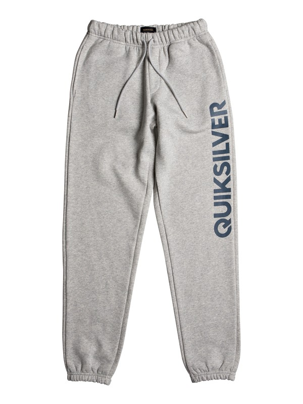 0 Boy's 8-16 Trackpant Screen Tracksuit Bottoms  EQBFB03059 Quiksilver