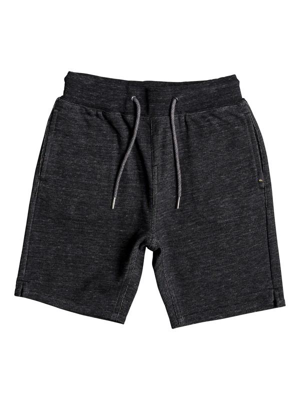 0 Felicis - Shorts de sport pour Garçon 8-16 ans Noir EQBFB03063 Quiksilver
