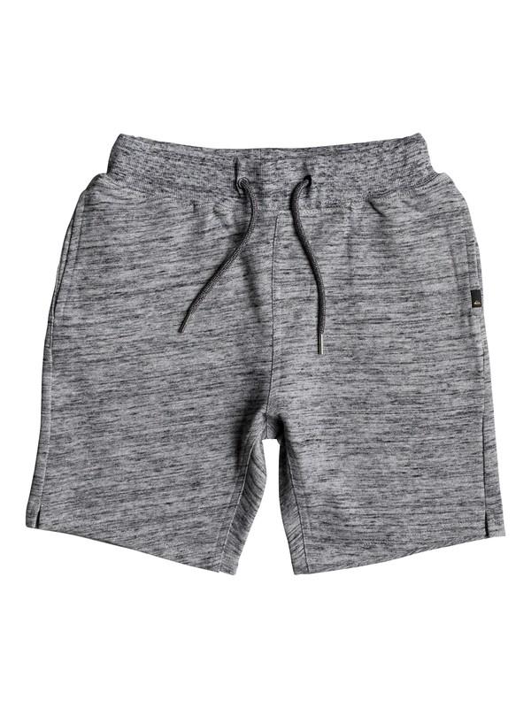 0 Felicis - Sweat Shorts für Jungen 8-16 Grau EQBFB03063 Quiksilver