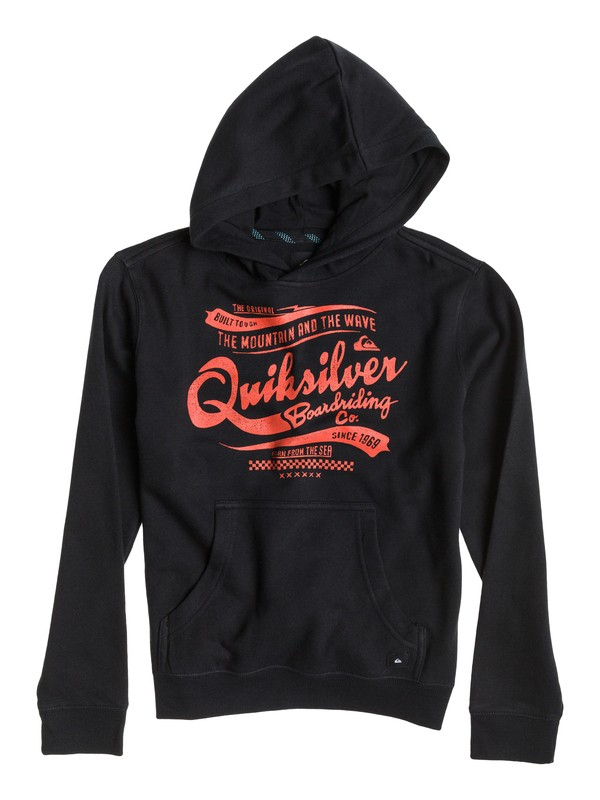0 Hood Rib Barber Youth  EQBFT03052 Quiksilver