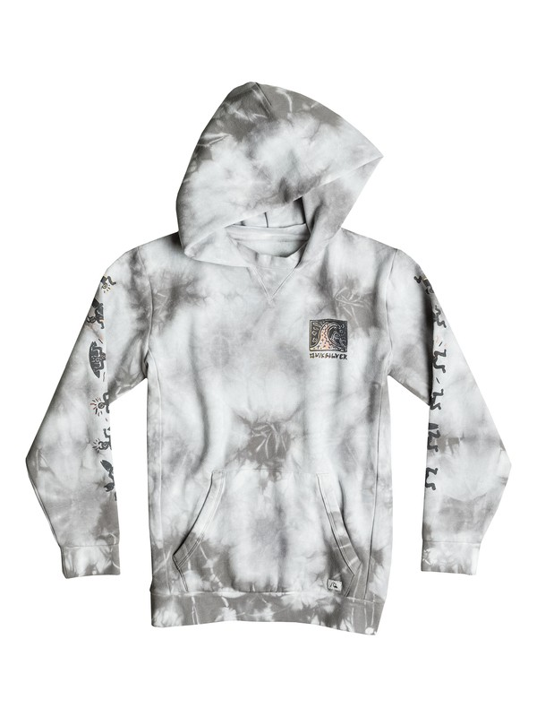 0 War Paint Tie Dyed - Sudadera  EQBFT03114 Quiksilver