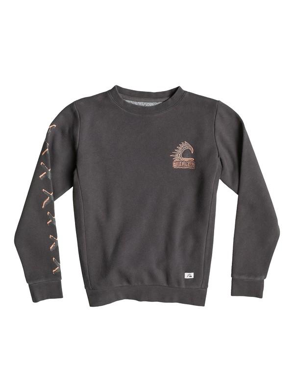 0 War Paint Crew - Felpa pullover  EQBFT03115 Quiksilver