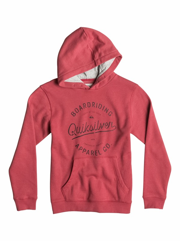 0 Rhino Chaser - Hoodie  EQBFT03117 Quiksilver