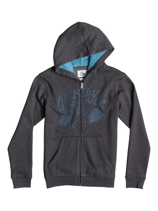 0 Flying Pineapple - Sudadera con capucha  EQBFT03121 Quiksilver