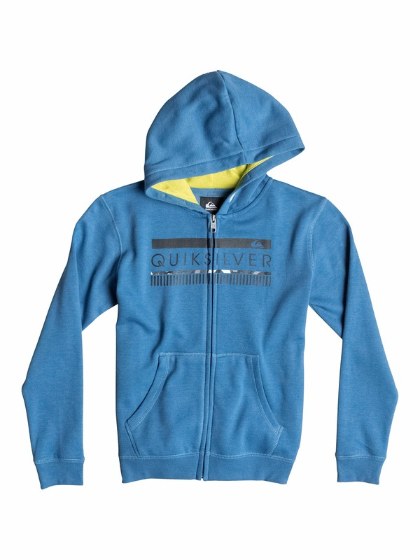 0 In The Zone - Hoodie  EQBFT03123 Quiksilver