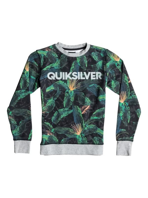 0 Riot Crew - Sweatshirt  EQBFT03154 Quiksilver