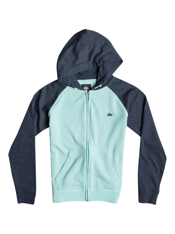 0 Everyday - Zip-Up Hoodie  EQBFT03182 Quiksilver