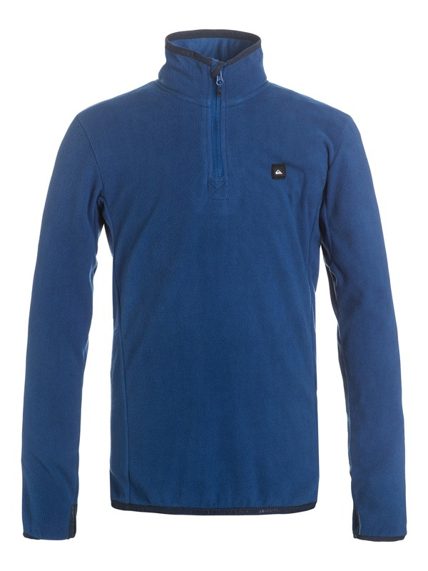 0 Aker - Polaire technique demi zip  EQBFT03211 Quiksilver