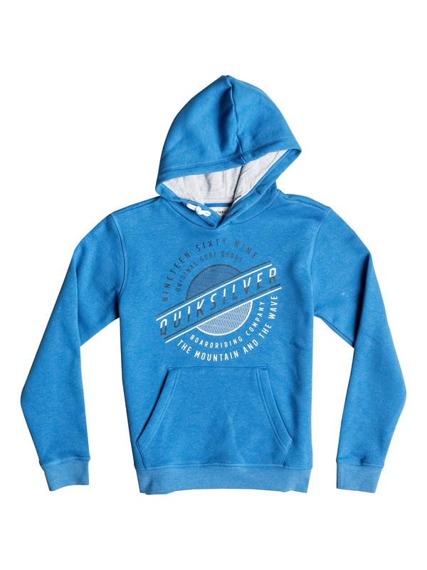 0 Full Moon - Sweat à capuche  EQBFT03227 Quiksilver