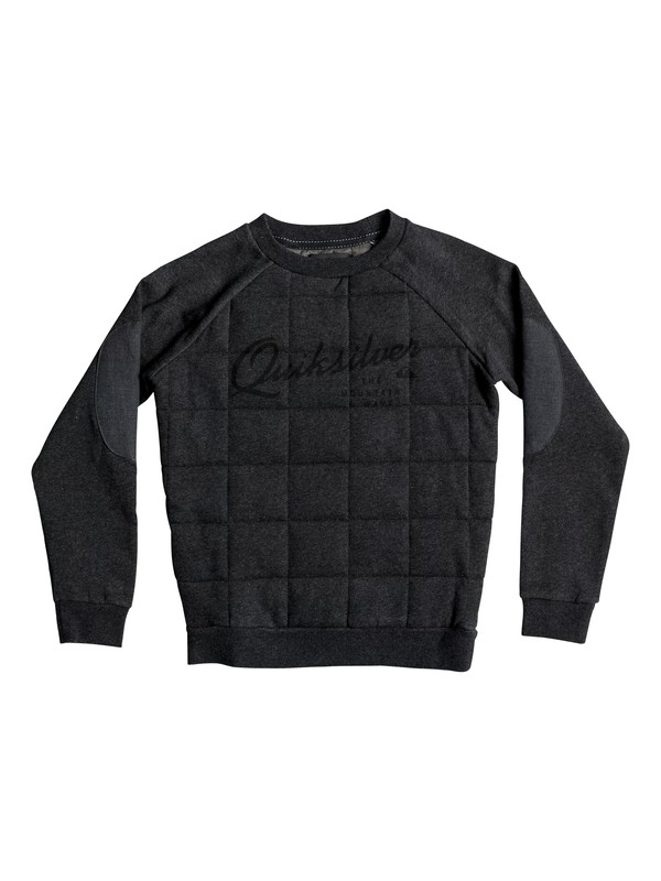 0 Happy Myth - Quilted Sweatshirt  EQBFT03229 Quiksilver