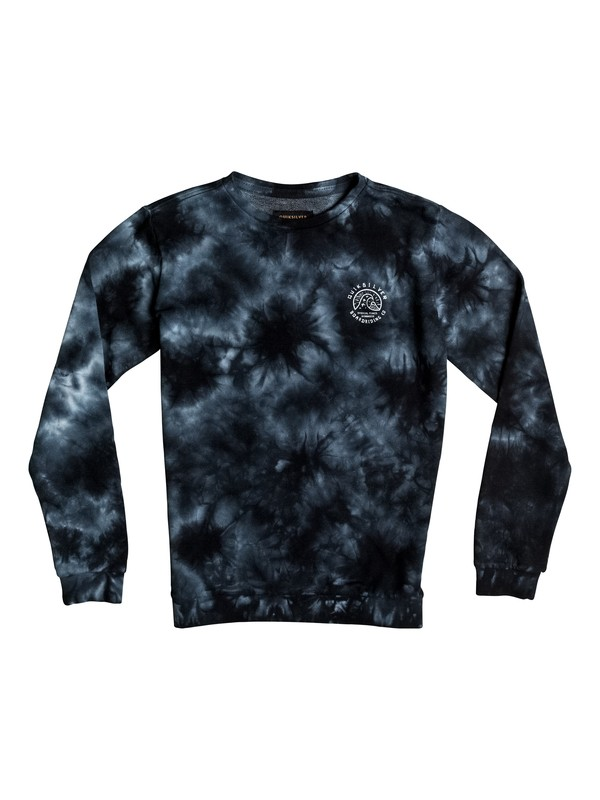 0 Earths Past - Sweatshirt  EQBFT03231 Quiksilver