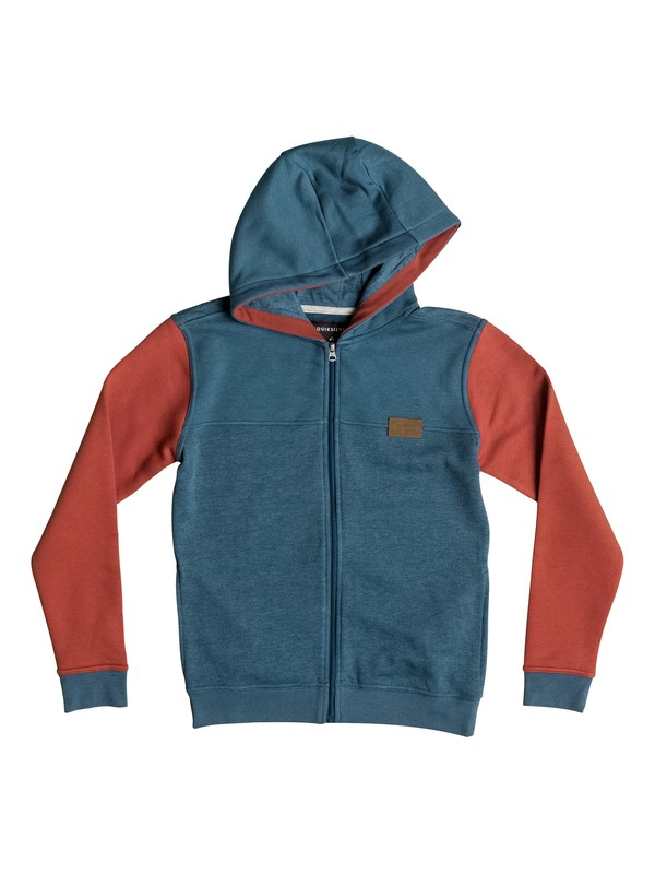 0 Iconic Science - Zip-Up Hoodie  EQBFT03246 Quiksilver