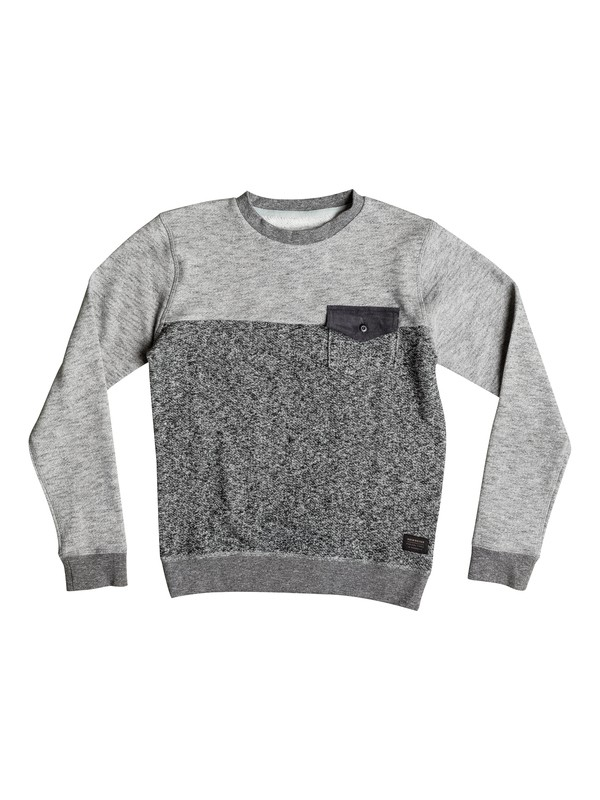 0 Gone Bad - Felpa  EQBFT03253 Quiksilver