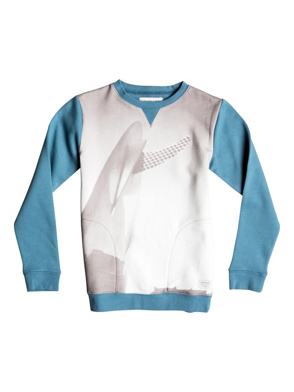 0 Photoprint - Sweatshirt  EQBFT03287 Quiksilver