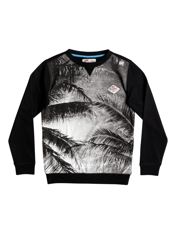0 Grab And Go - Sweatshirt  EQBFT03317 Quiksilver
