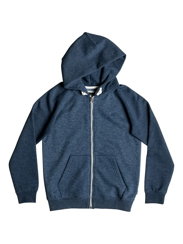 0 Everyday - Sweat à capuche zippé  EQBFT03348 Quiksilver
