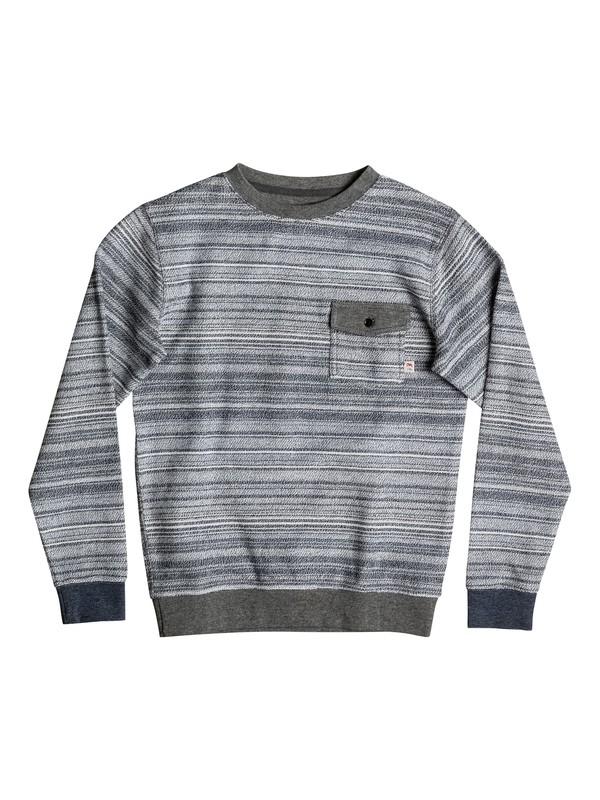 0 Carson Threes - Sweatshirt  EQBFT03349 Quiksilver