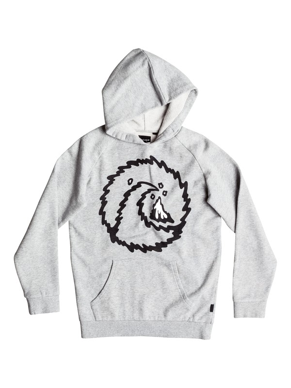 0 Dirty Old Town - Hoodie  EQBFT03354 Quiksilver