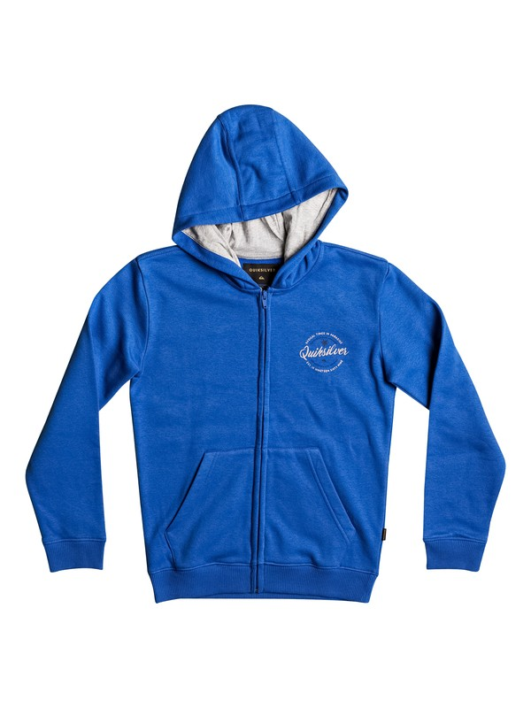 0 Jumja - Zip-Up Hoodie for Boys 8-16  EQBFT03373 Quiksilver