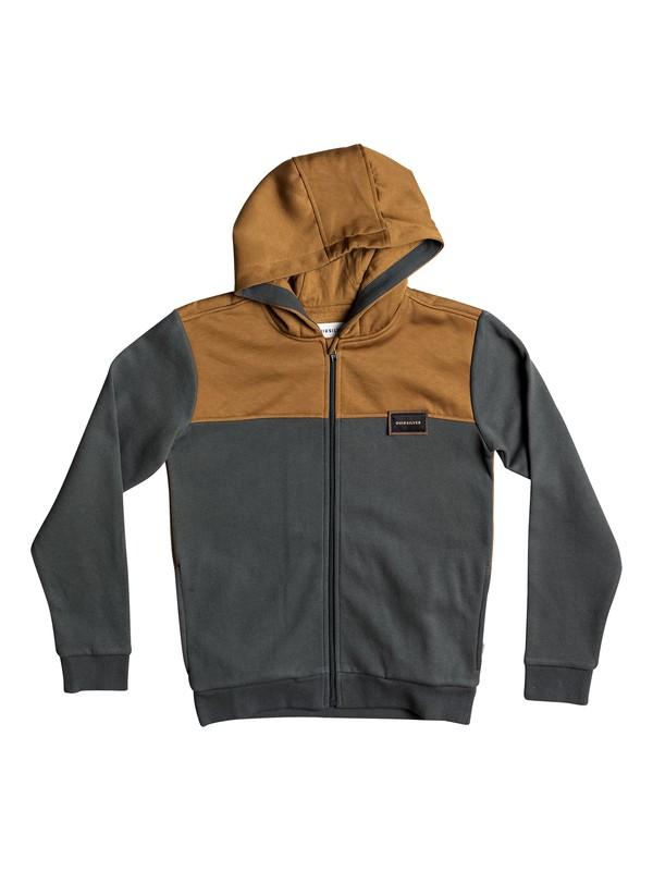 0 Thazi - Zip-Up Hoodie  EQBFT03375 Quiksilver