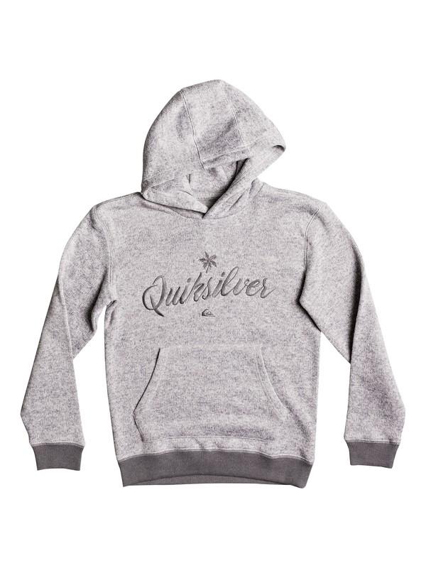 0 Keller - Polar Fleece Sweatshirt  EQBFT03391 Quiksilver