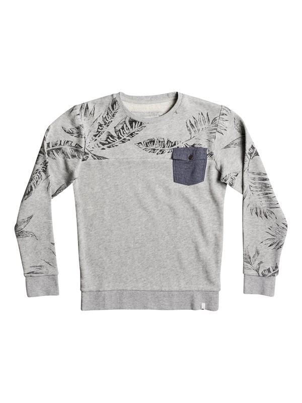 0 Boy's 8-16 Mahatao Sweatshirt  EQBFT03392 Quiksilver