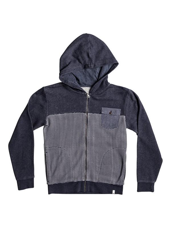0 Mahatao - Sweat à capuche zippé pour Garçon 8-16 ans  EQBFT03393 Quiksilver