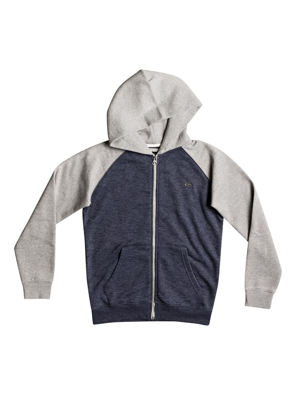 0 Everyday Zip-Up Hoodie  EQBFT03394 Quiksilver
