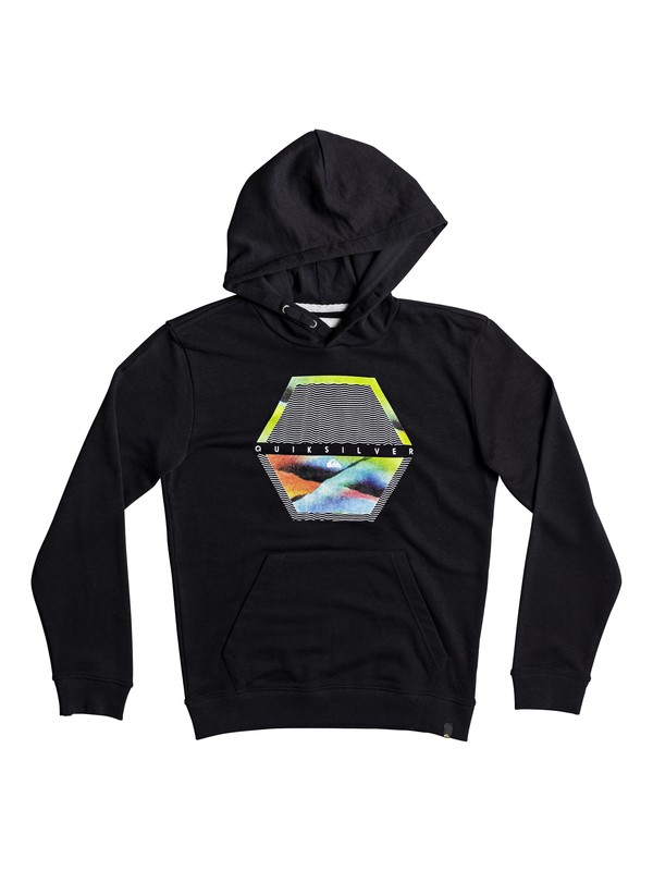 0 Comfort Place - Hoodie for Boys 8-16  EQBFT03401 Quiksilver