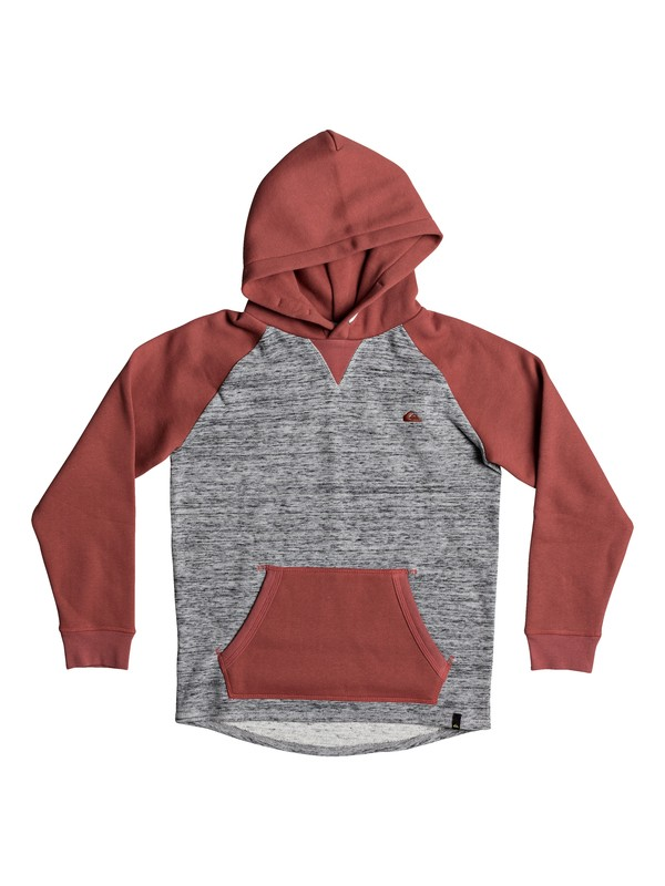 0 Stimpies - Hoodie for Boys 8-16 Pink EQBFT03427 Quiksilver