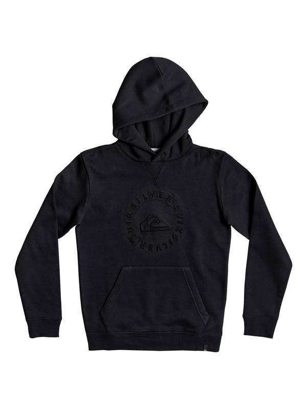 0 Hood Embossed - Sweat à capuche pour Garçon 8-16 ans  EQBFT03442 Quiksilver
