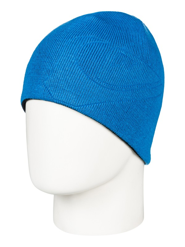 0 M&W - Beanie for Boys 8-16 Blue EQBHA03032 Quiksilver