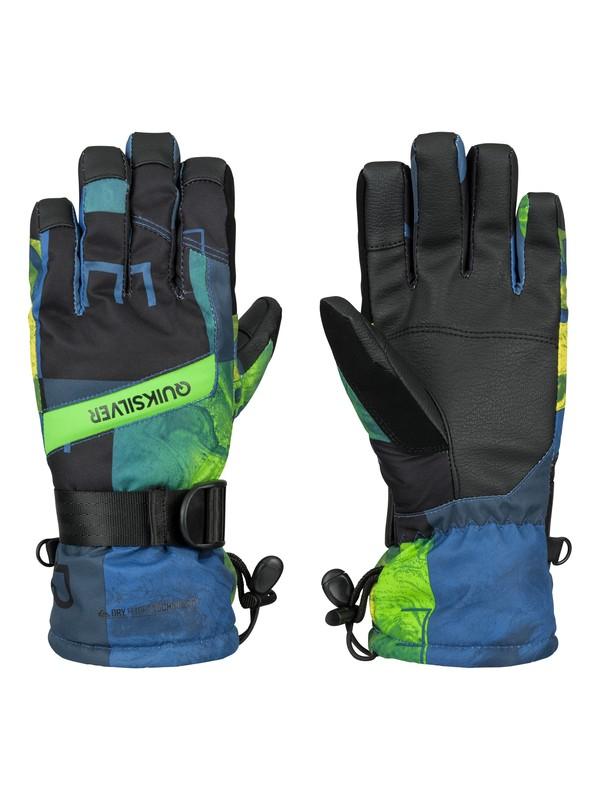 0 Boys 8-16 Mission Gloves  EQBHN03000 Quiksilver