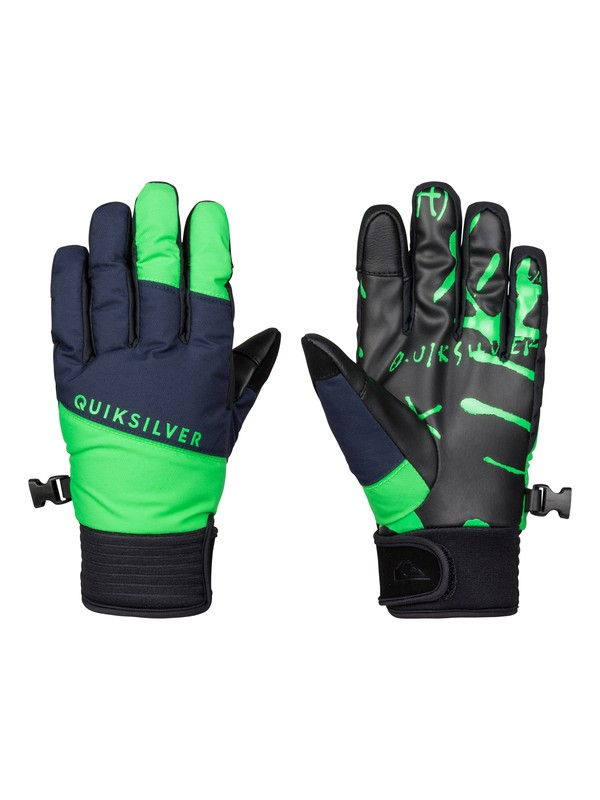 0 Method - Gants de pipe  EQBHN03010 Quiksilver