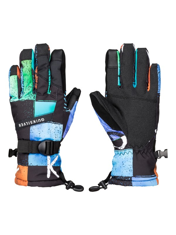 0 Mission - Gants de snow  EQBHN03011 Quiksilver