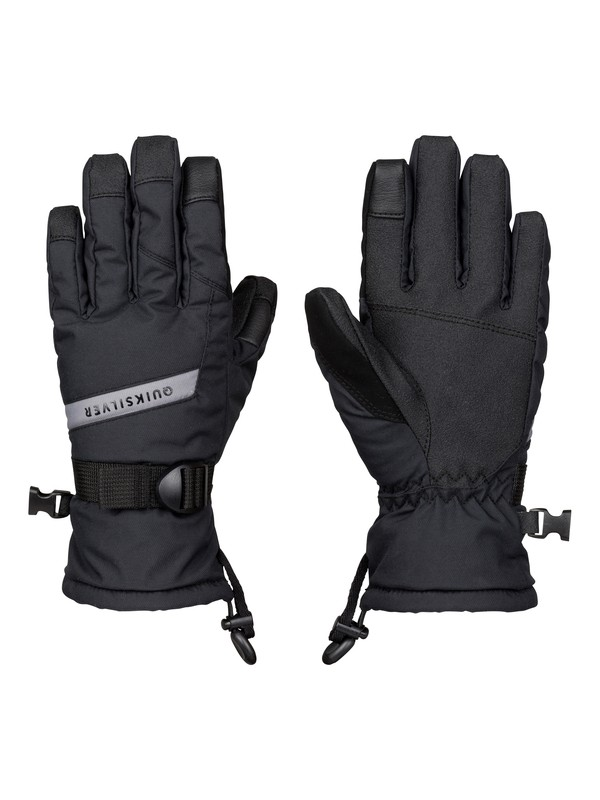 0 Boys 8-16 Mission Glove  EQBHN03011 Quiksilver