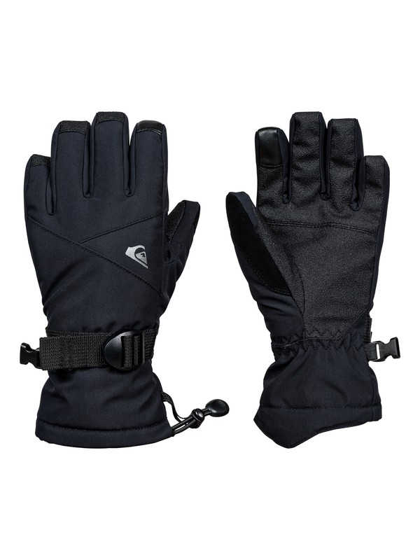 0 Boy's 8-16 Mission Gloves  EQBHN03012 Quiksilver