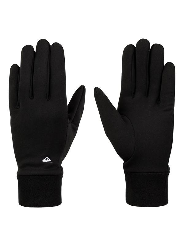 0 Hottawa - Gloves for Boys 8-16 Black EQBHN03018 Quiksilver