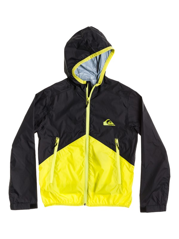 0 New Wave Jacket Youth  EQBJK03018 Quiksilver