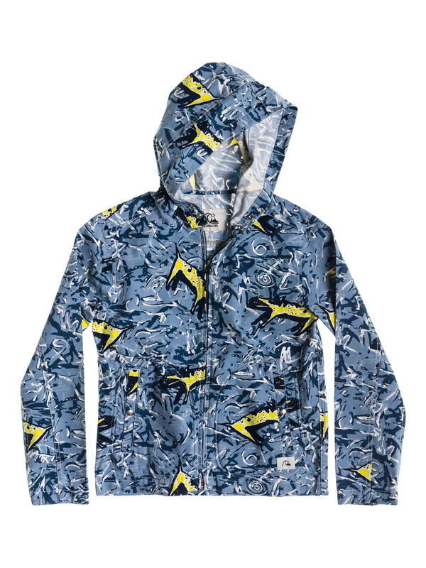 0 Spring Oak Youth  EQBJK03021 Quiksilver