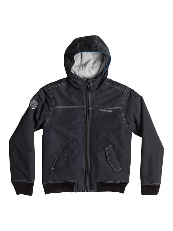 0 Elwyn - Polyester Jacket  EQBJK03031 Quiksilver