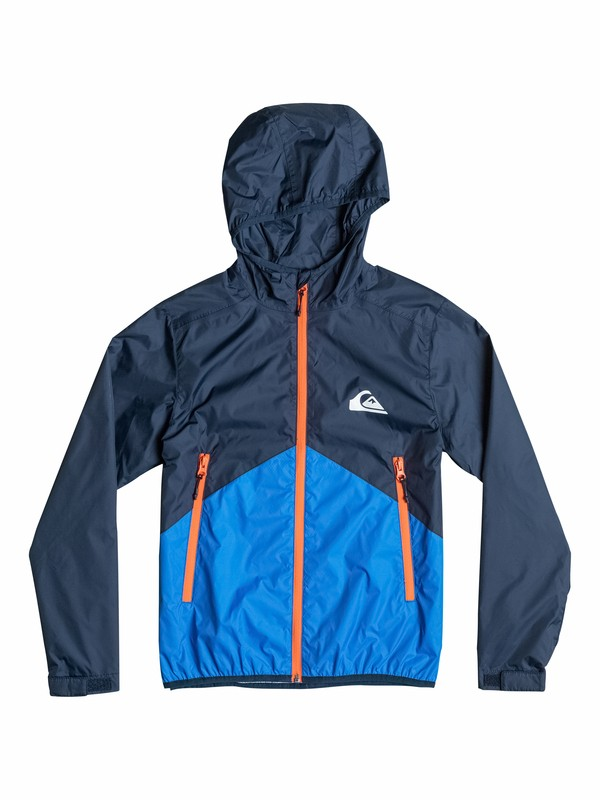 0 New Wave - Windbreaker Jacket  EQBJK03033 Quiksilver