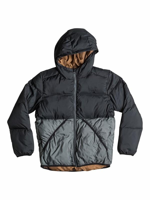 0 Baran - Insulator Jacket  EQBJK03037 Quiksilver